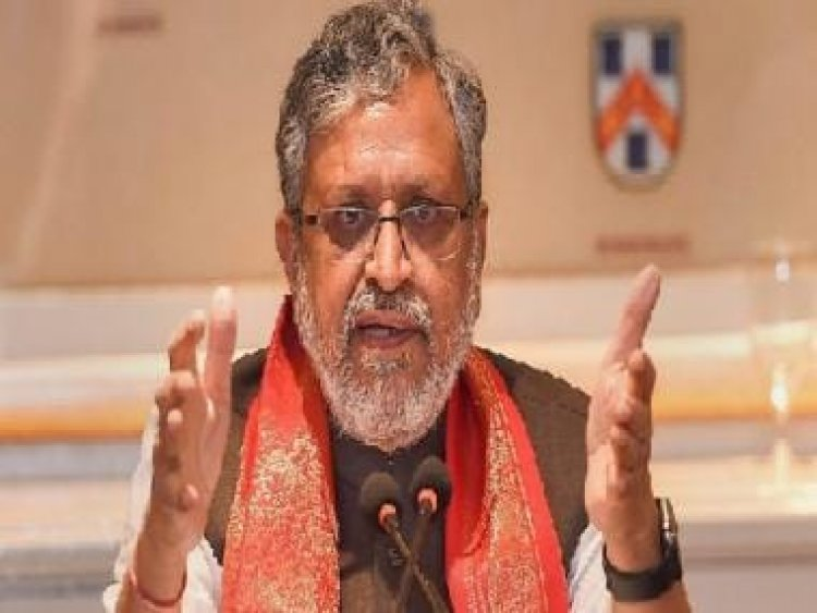Nitish Kumar was 'reluctant to continue as Bihar CM', BJP had to convince him, says Sushil Modi