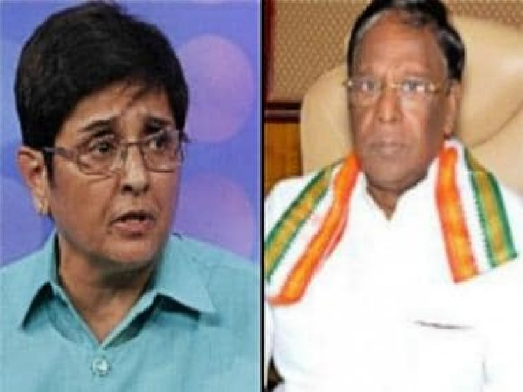 Puducherry CM, L-G clash over New Year's Eve celebrations; Narayanasamy asks Bedi not to be a party to issues raised by Opposition