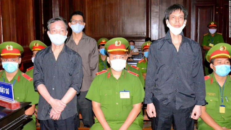 Vietnam court jails journalists critical of state for spreading 'propaganda'