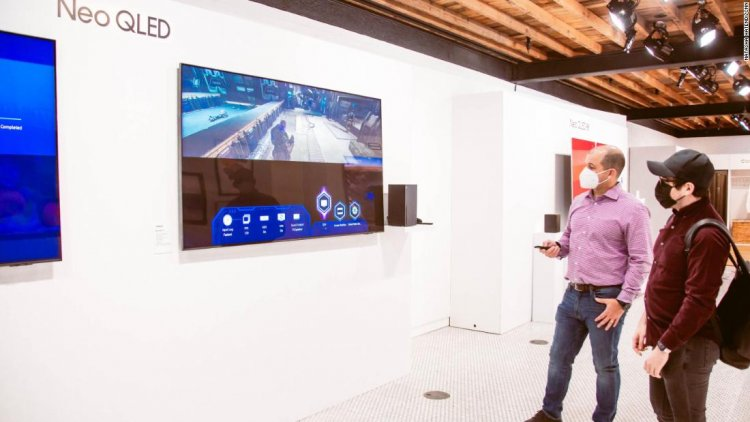 We saw Samsung's Neo QLED TVs — here's why you should care