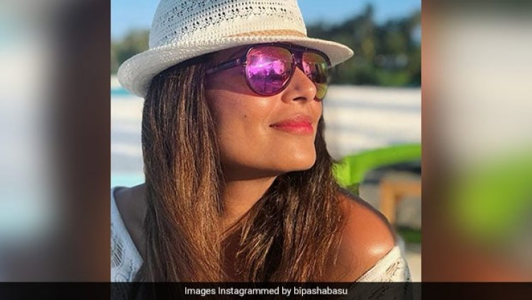 Bipasha Basu Celebrates 42nd Birthday With Family And Two Splendid Cakes (Pic Inside) - NDTV Food