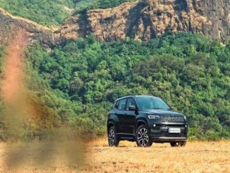 Jeep Compass 2021 facelift with revised interiors unveiled in India ahead of February launch