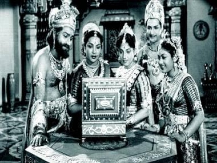 Revisiting Mayabazar: How the opening scene sets the tone for this classic about two princes and a mischievous God