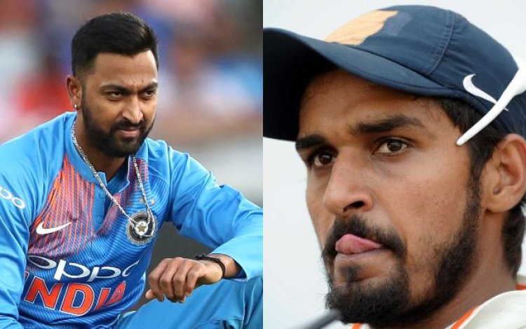 Baroda Cricket Association to not take any action on Krunal Pandya over his spat with Deepak Hooda - CricTracker