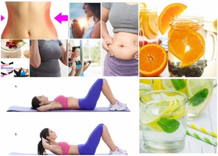 12 Ways to Lose Fat from Lower Tummy