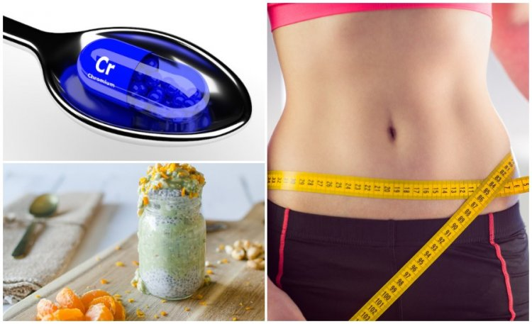 How Chromium Rich Food Helps with Weight Loss