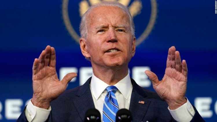 'To heal, we must remember': Biden's somber tone provides striking contrast with a year of Trump denials