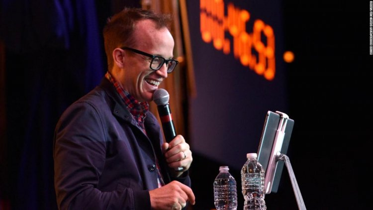 Chris Gethard's highly addictive 'Beautiful/Anonymous' podcast hits 250 episodes
