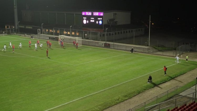 Nicolai Geertsen: Is this the goal of the year? Danish double volley stuns social media