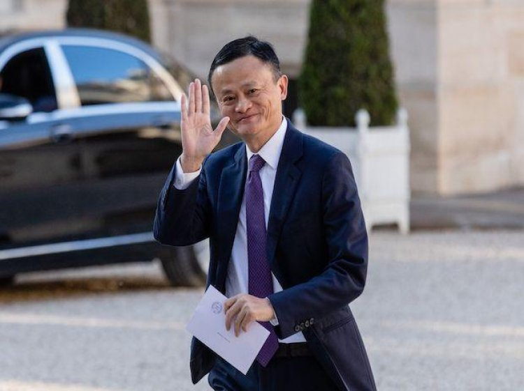 Jack Ma emerges for first time in months since crackdown on Ant, Alibaba