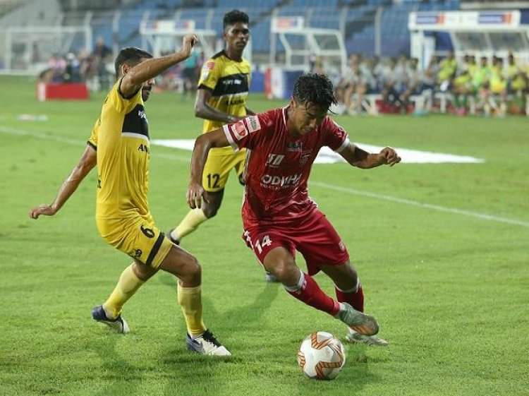 ISL 2020-21: Odisha FC fight back to hold Hyderabad FC to 1-1 draw