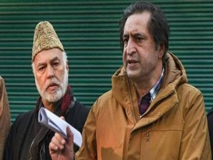 Sajad Lone's J&K People's Conference quits PAGD, accuses other members of fielding proxy candidates in DDC polls