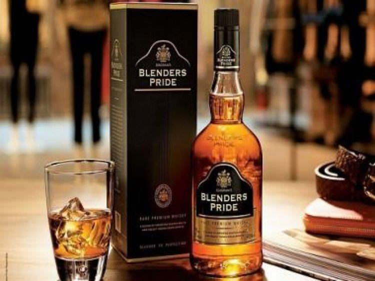 Seagram's Blenders Pride wins three internationally acclaimed awards