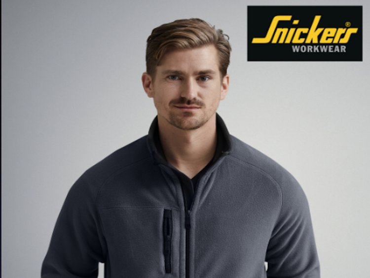WIN! 5 x Snickers Workwear fleece jackets to be won