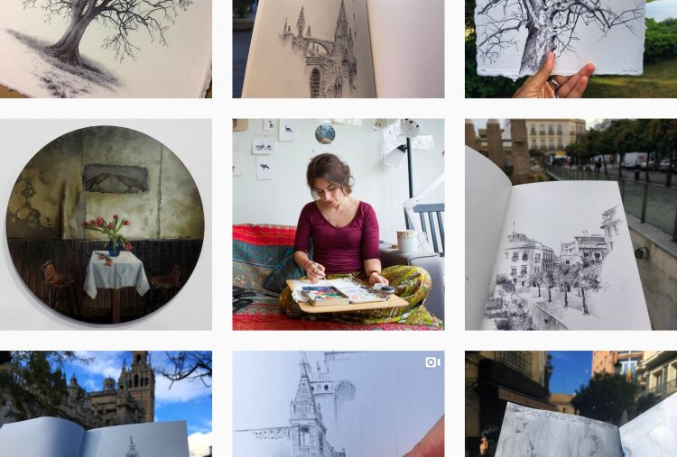 How to Use Instagram to Take Control of Your Art Career