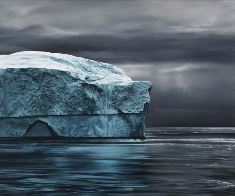 Documenting Climate Change in Pastel