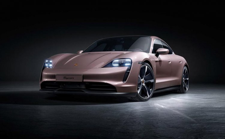 Porsche Introduces A New Entry-Level Variant For The All-Electric Taycan
