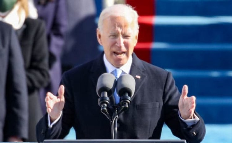 "Joe Biden, New US President, Vows To End ""Uncivil War"" - NDTV"