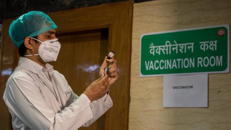 COVID-19 vaccine administered to 6.31 lakh so far, active cases slide to less than 2% - Moneycontrol