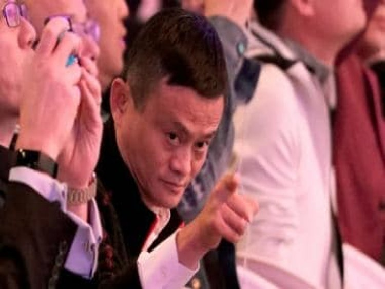 Watch: Jack Ma appears in online video after missing from public view for over two months