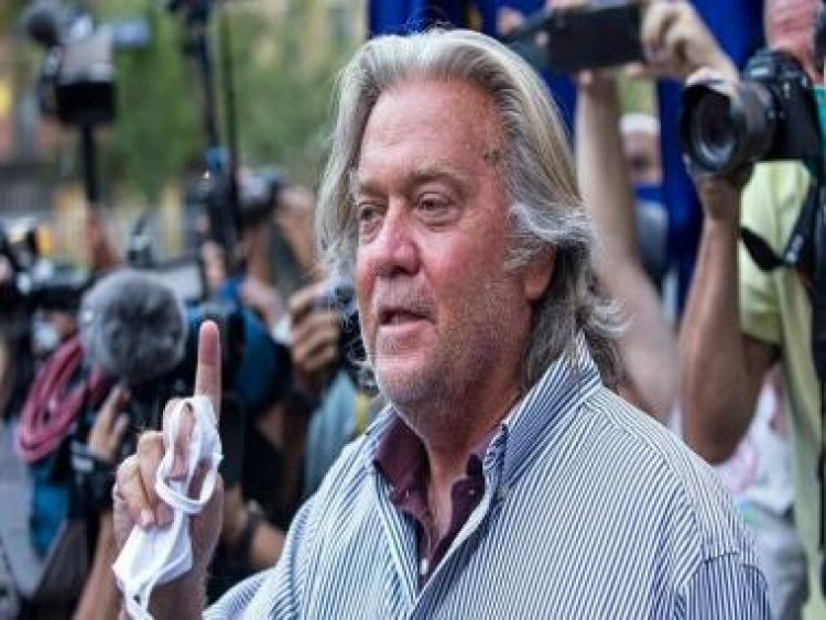 Donald Trump pardons former White House aide Steve Bannon, other allies in final acts of clemency