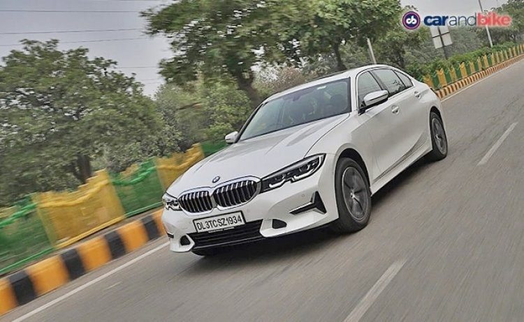 BMW 3 Series Gran Limousine Launched In India; Prices Start at Rs. 51.50 Lakh