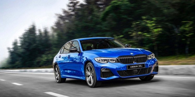 2021 BMW 3 Series Gran Limousine Launched In India At Rs. 51.50 Lakh - GaadiWaadi.com