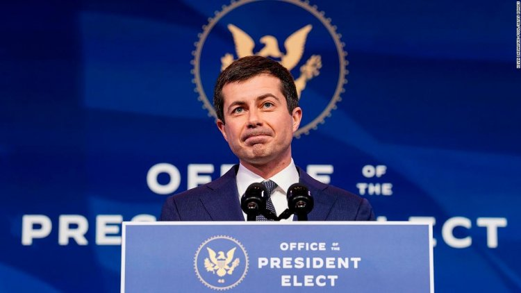Buttigieg to testify for transportation secretary post at confirmation hearing