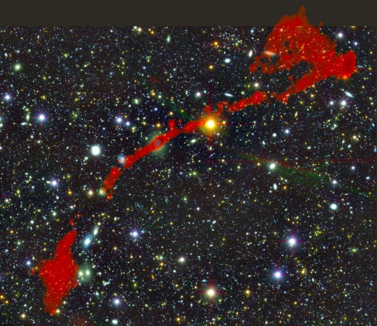 How a Discovery of Two Radio Galaxies Offers Fresh Insights Into the Universe - The Wire Science
