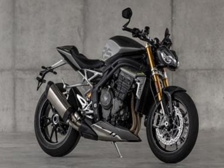 Triumph Speed Triple 1200 RS revealed: Boasts 180 PS power, features 10 kgs reduced weight, more