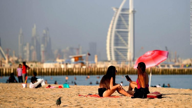 How Dubai is paying the price for letting in tourists