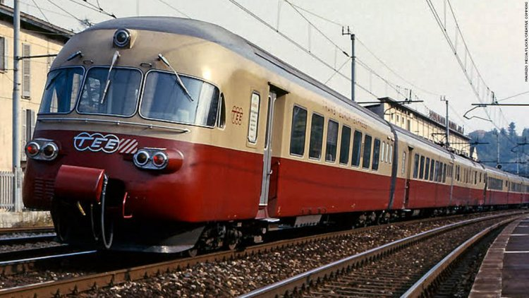 What happened to the Trans Europe Express