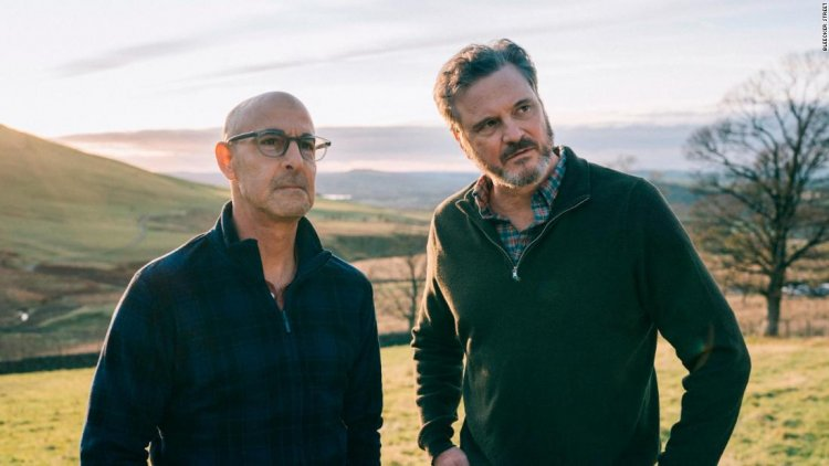 Colin Firth and Stanley Tucci light up the end-of-life drama in 'Supernova'