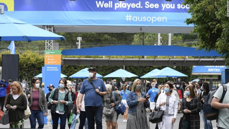 After weeks of drama and setbacks, the Australian Open kicks off