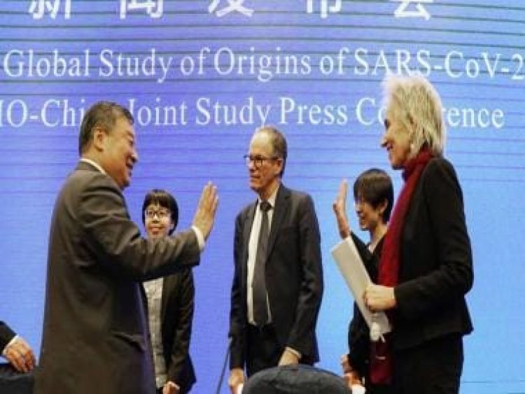 WHO team probing COVID-19 outbreak says virus unlikely to have leaked from Chinese lab