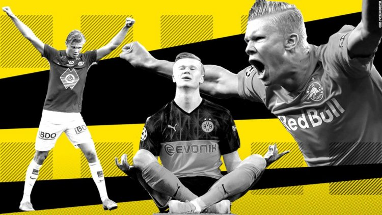 Erling Haaland: The making of Europe's next football superstar