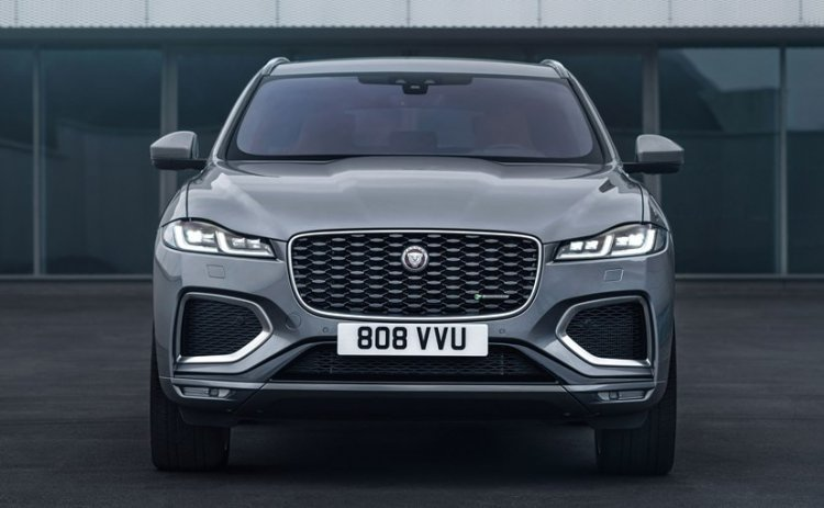 2021 Jaguar F-Pace Facelift Bookings Open In India; Deliveries To Begin From May