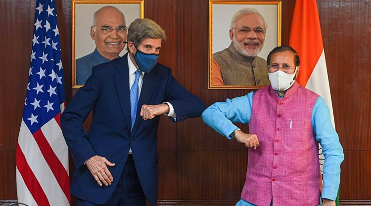 India's leadership critical for delivering Covid vaccines across world, says Kerry - The Indian Express