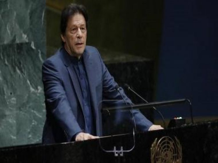 Outrage after Pakistan PM Imran Khan links rise in rape cases to women dressing immodestly