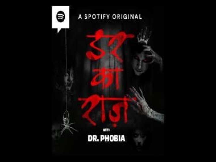 Spotify announces new podcasts including 'Darr Ka Raaz with Dr. Phobia', 'Crime Kahaniyan' and more for users in India
