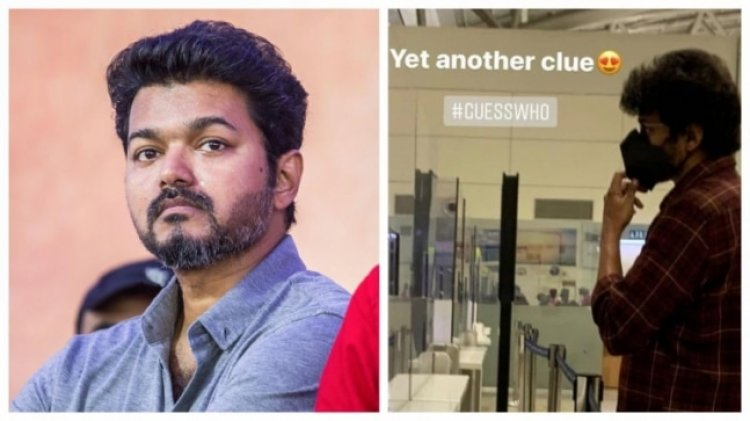 Vijay spotted at Chennai airport, heads to Georgia for Thalapathy 65 shoot. See pics - India Today