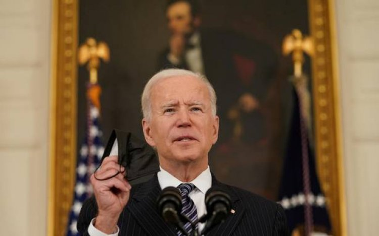 Joe Biden announces all adults in U.S. eligible for COVID-19 vaccine by April 19 - The Hindu
