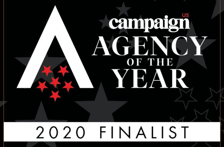 360i Named a Finalist for Campaign US Agency of the Year
