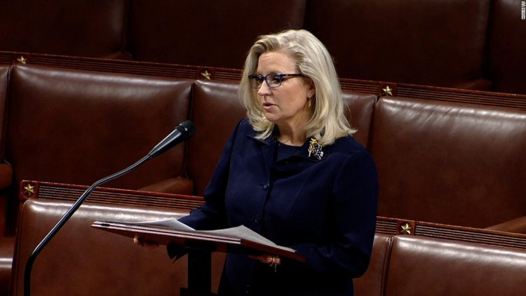 Why the defeated Trump's influence is powerful enough to oust Liz Cheney