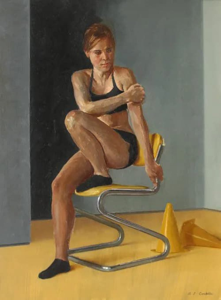 Figure Painting in Oil in Just 5 Steps