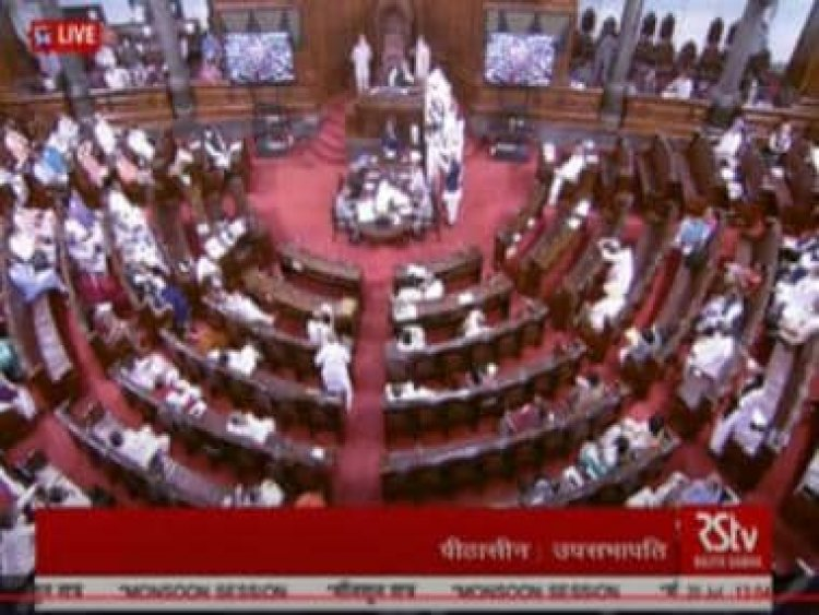 Parliament's Monsoon Session: Day 2 sees Oppn disrupt LS over Pegasus row, target Centre in RS on COVID