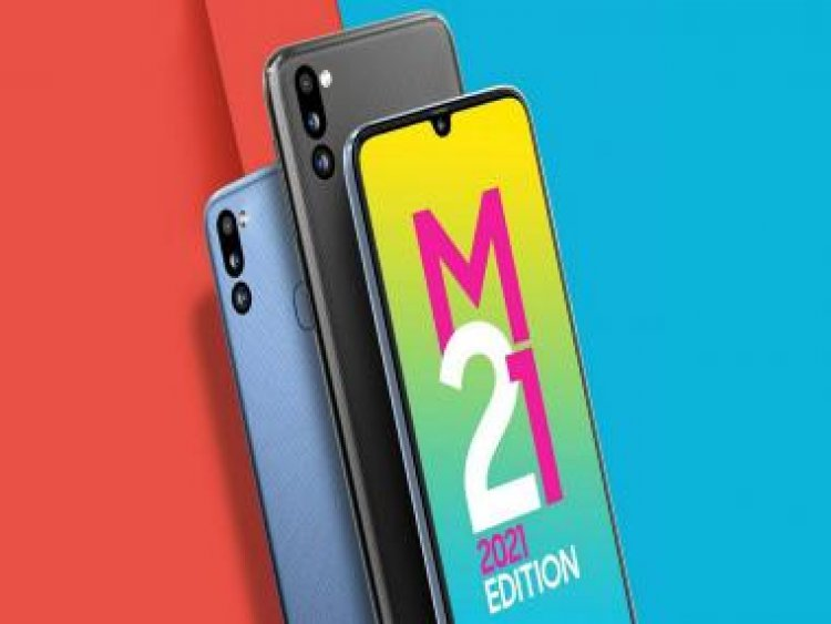 Samsung Galaxy M21 2021 Edition with a 6,000 mAh battery to launch today at 12 pm: All we know so far