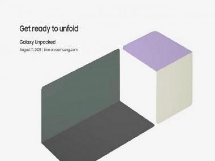 Samsung Galaxy Unpacked 2021 event on 11 August: Galaxy Z Fold 3, Galaxy Z Flip 3, Galaxy Watch 4, more expected