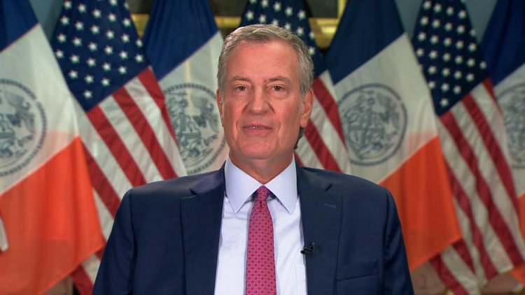 New York City to require its health care workers to get vaccinated or submit to weekly tests