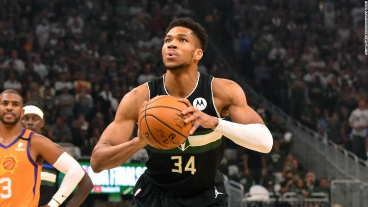 The Milwaukee Bucks are NBA champions for the first time in 50 years as Giannis scores 50 points